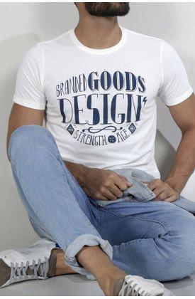 Tshirt-para-hombre-Tennis-con-estampado-branded-goods