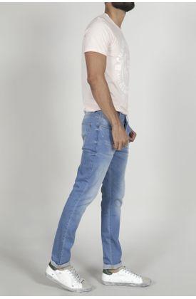 Jean-para-hombre-Tennis-silueta-skinny-plano-y-cintura-con-pretina