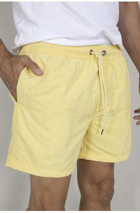 Pantaloneta-de-baño-para-hombre-Tennis-plana-y-fondo-entero