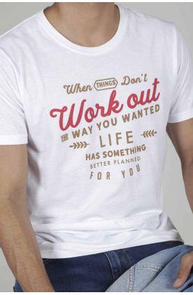 Tshirt-para-hombre-Tennis-con-estampado-work-out