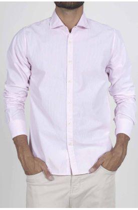 Camisa-para-hombre-Tennis-preteñida-y-manga-larga