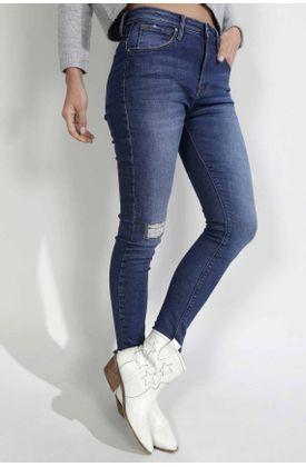 Jean-para-mujer-Tennis-silueta-super-slim-y-cintura-con-pretina
