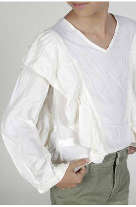 Camisa-para-niña-Tennis-fondo-entero-y-manga-larga