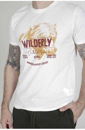 Tshirt-para-hombre-Tennis-con-estampado-wilderly