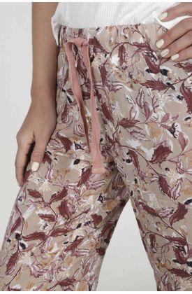 Pantalon-Pijama-Tennis-con-estampado-de-flores