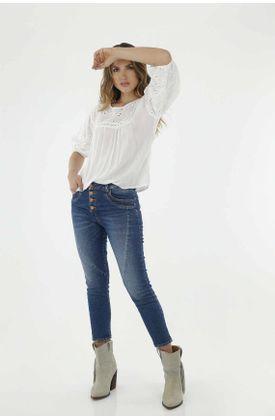 camisa-para-mujer-topmark-manga-3-4