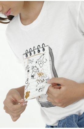 tshirt-para-niño-tennis--fondo-estampado