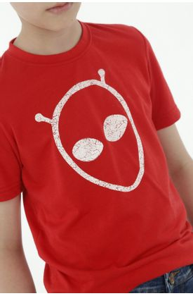 tshirt-para-niña-tennis--fondo-estampado
