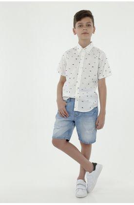 camisa-para-niña-tennis-manga-corta