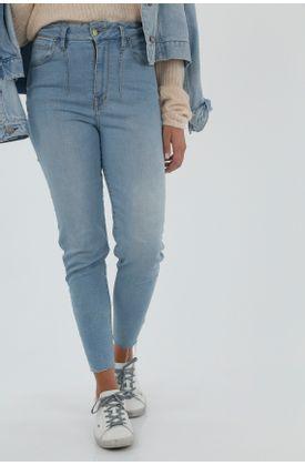 Jean-para-mujer-tennis-jeans-moda-plano-cintura-con-pretina