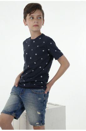 Tshirt-para-niño-Tennis