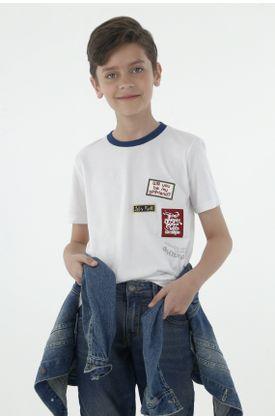 Tshirt-para-niño-tennis-tshirt-estampado-lest-roll