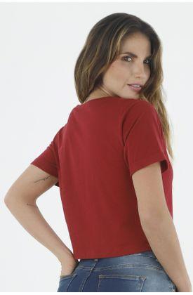 Tshirt-para-mujer-topmark-tshirt-entero-merci-bien