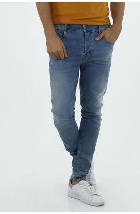Jean-para-hombre-tennis-jeans-super-skinny-plano-cintura-con-pretina