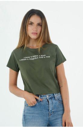 Tshirt-para-mujer-Tennis-fondo-entero-y-estampado-i-dont-need-a-man