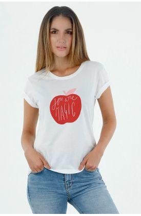 Tshirt-para-mujer-tennis-tshirt-estampado-you-are-magic