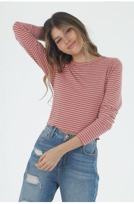 Tshirt-para-mujer-TopMark-con-fondo-preteñido