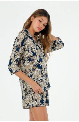 Pijama-para-mujer-Tennis-conjunto-con-estampado-de-tigres