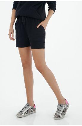 Short-para-mujer-Tennis-tiro-alto-y-fondo-entero