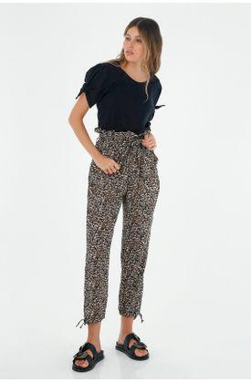 Pantalon-para-mujer-Tennis-con-estampado-de-animal-print