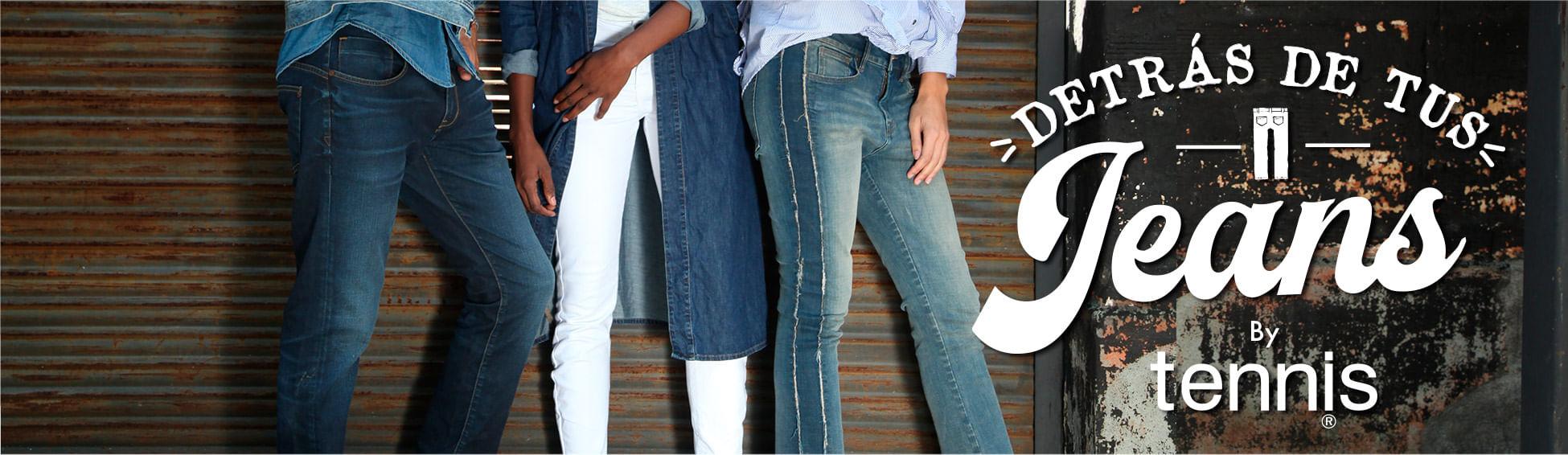 Jeans de Moda para Mujer