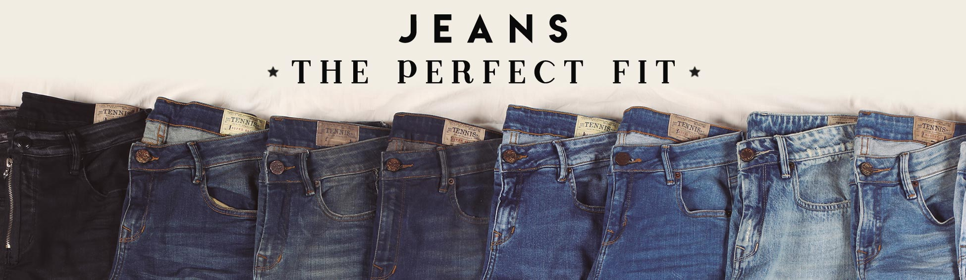 Jeans de Moda para Hombre y Mujer